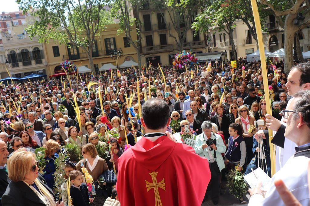 Domingo de Ramos - Parroquia del Remei